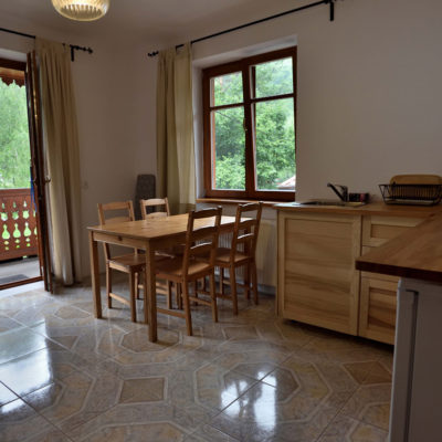 Mieszkanie 1 kuchnia