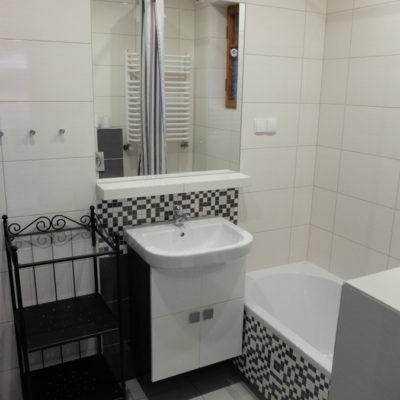 Mieszkanie 1 łazienka