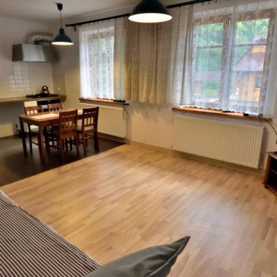 Mieszkanie 2 salon